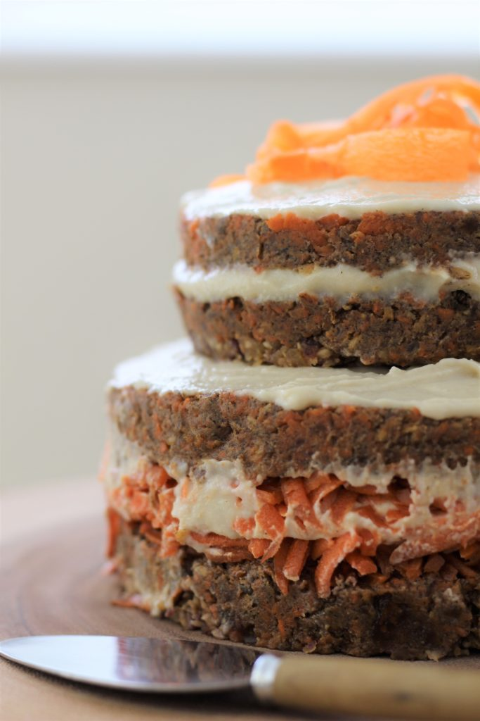 How To Defrost Carrot Cake